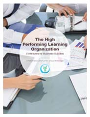 The High Performing Learning Organization