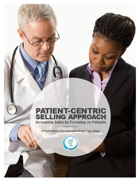 Patient-Centric Selling Approach