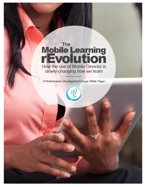 The Mobile Learning rEvolution
