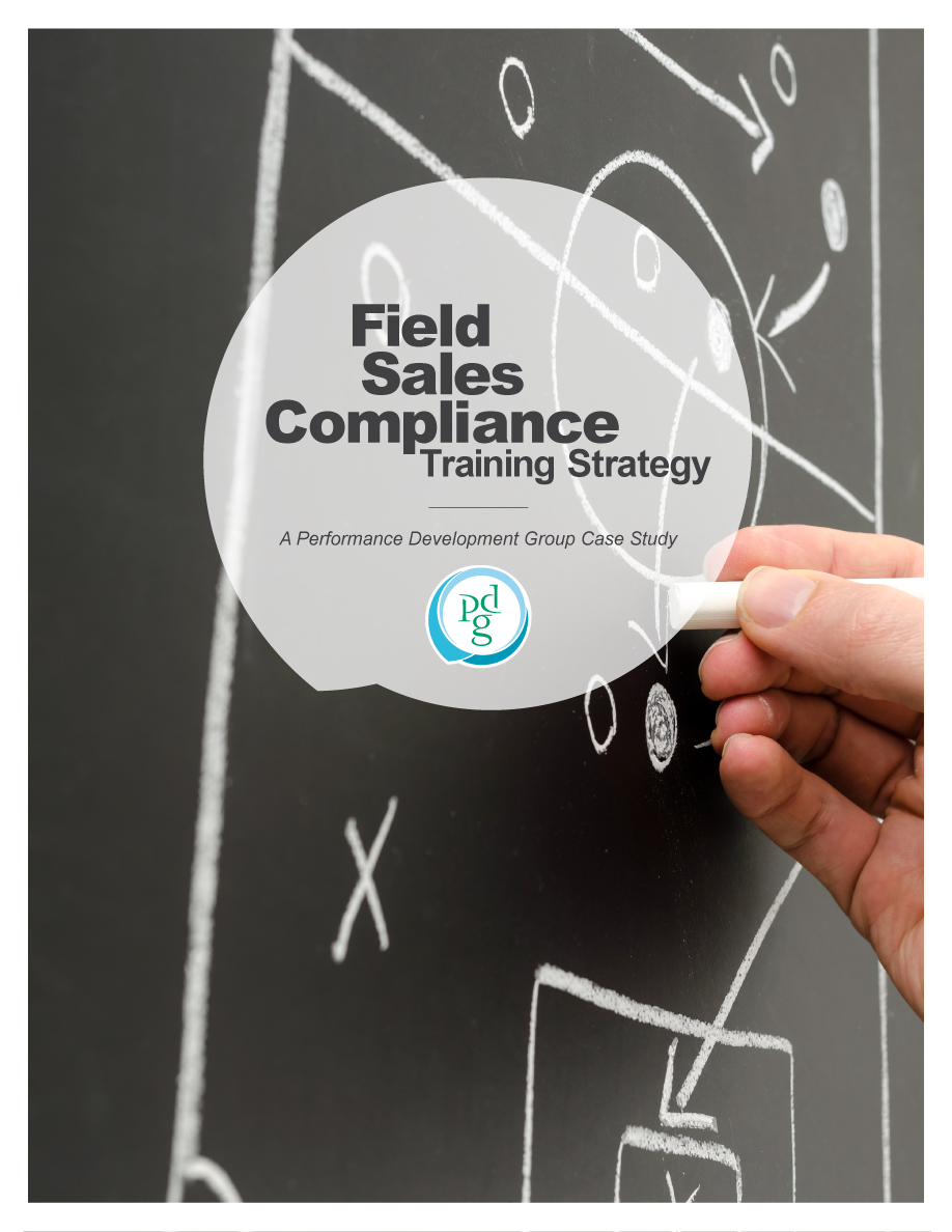 Field Sales Compliance Training Strategy