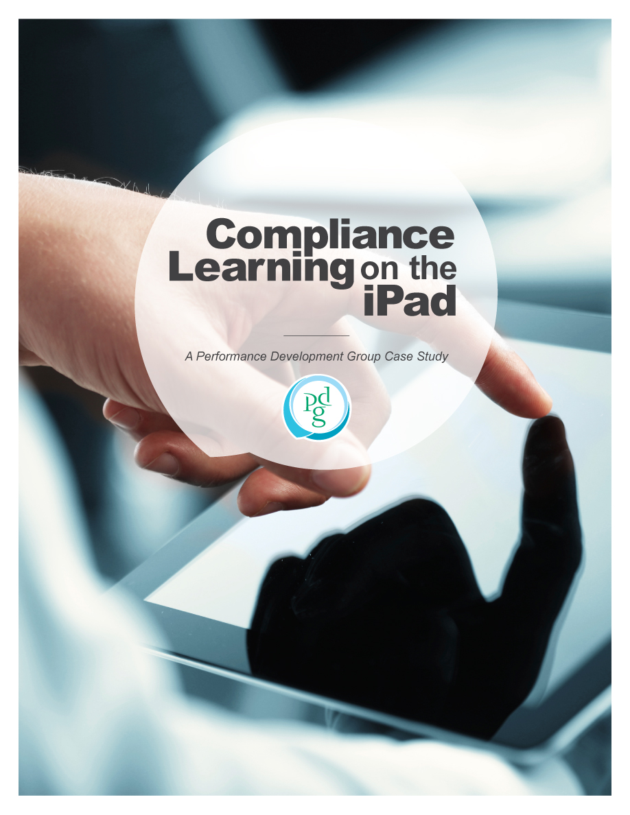Compliance Learning on the iPad