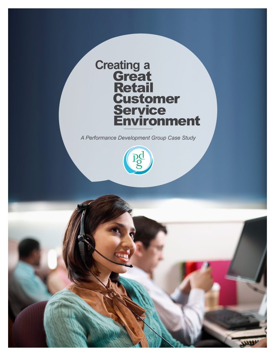 Creating a Great Retail Customer Service Environment