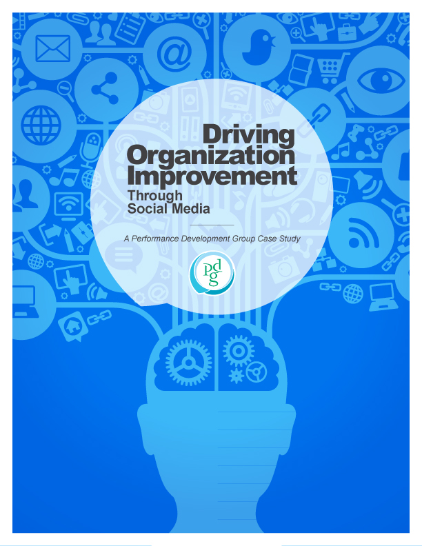 Driving Organization Improvement Through Social Media