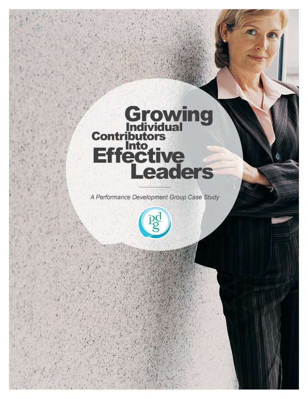 Growing Individual Contributors Into Effective Leaders