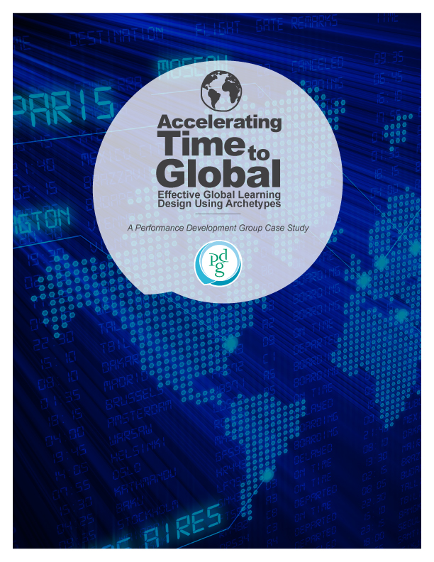Accelerating Time to Global