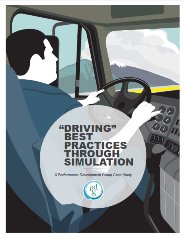 Driving Best Practices Through Simulation
