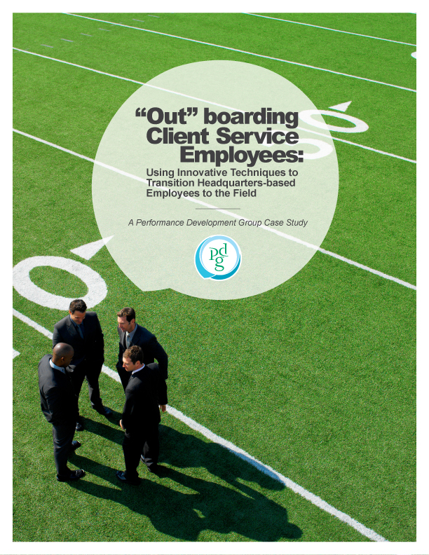 """Out"" Boarding Client Service Employees"