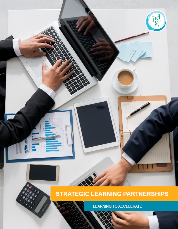 Strategic Learning Partnerships: Learning to Accelerate