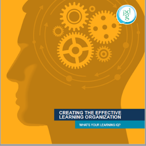 CREATING THE EFFECTIVE LEARNING ORGANIZATION: What's your learning IQ?
