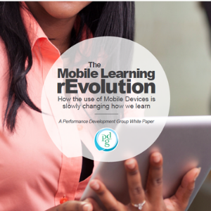 The Mobile Learning rEvolution: How the Use of Mobile Devices is Slow Changing How We Learn